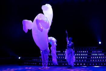 Regresan las galas mágicas del Circo Atayde Hermanos al teatro de la CDMX Esperanza Iris