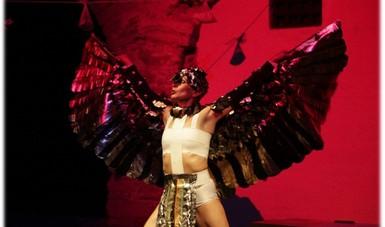 Para la Compañía Kalipatos, el cuerpo es el principal narrador en el escenario