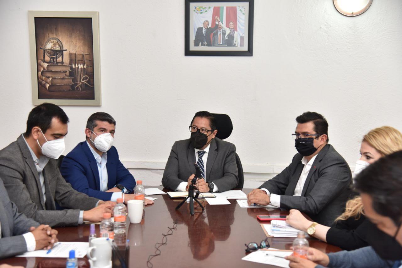 Tabe advierte que sí esperan información de mesa política en Miguel Hidalgo; no solo reuniones para la foto