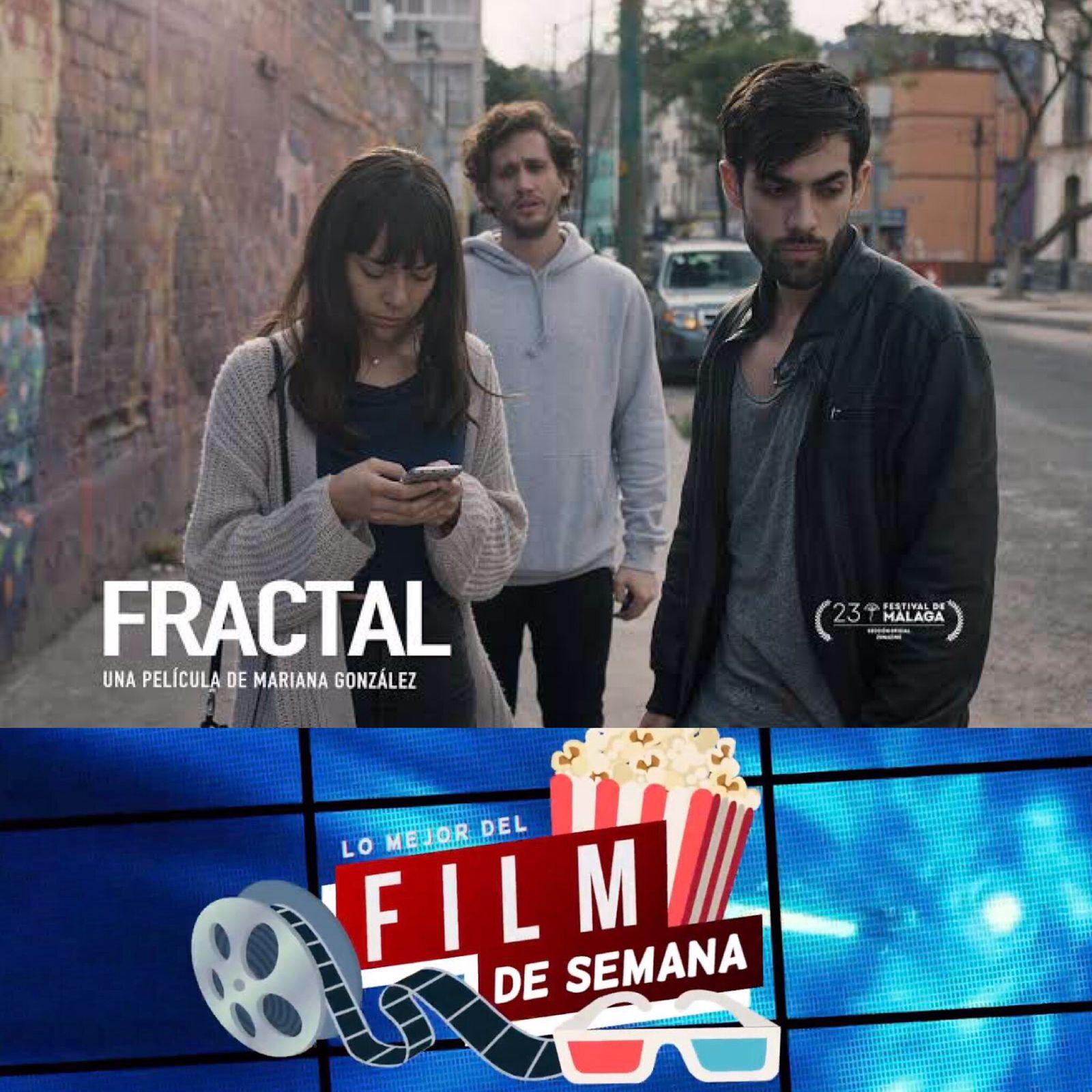 """El Film de la Semana """"Fractal"""", reflejo de una juventud apática"""