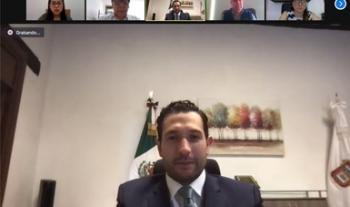 Capacita Inafed en materia de procesos de entrega a recepción al Estado de México