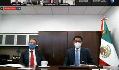 Autoridades de México y EEUU acuerdan grupo de trabajo binacional para infraestructura de saneamiento del río Tijuana
