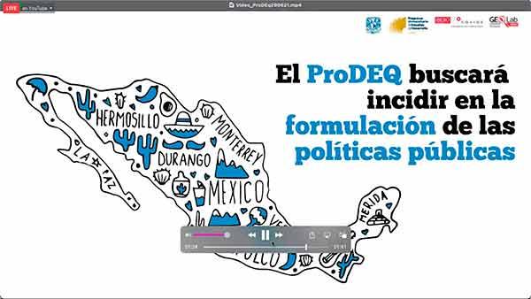 Conforman consorcio de investigación para medir la pobreza en México