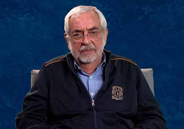 Llama el rector de la UNAM al alumnado a vacunarse contra la COVID-19