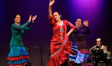 Cinco compañías participan en la Temporada de danza dedicada al  flamenco en el Centro Cultural del Bosque