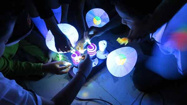 Apoya UNESCO iniciativa del Museo de la Luz para difundir ciencia y arte en escuelas vulnerables