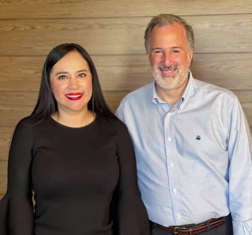 Sandra Cuevas suma a sus alianzas estratégicas de alto nivel a José Antonio Meade