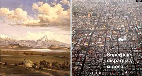Altera la urbanización el clima de la Ciudad de México
