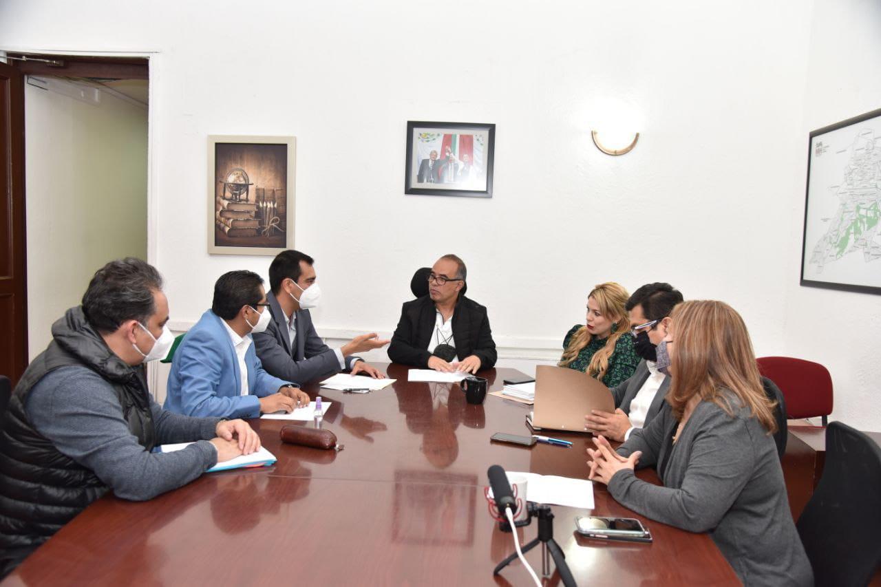Tabe exige revisar construcciones irregulares en Miguel Hidalgo