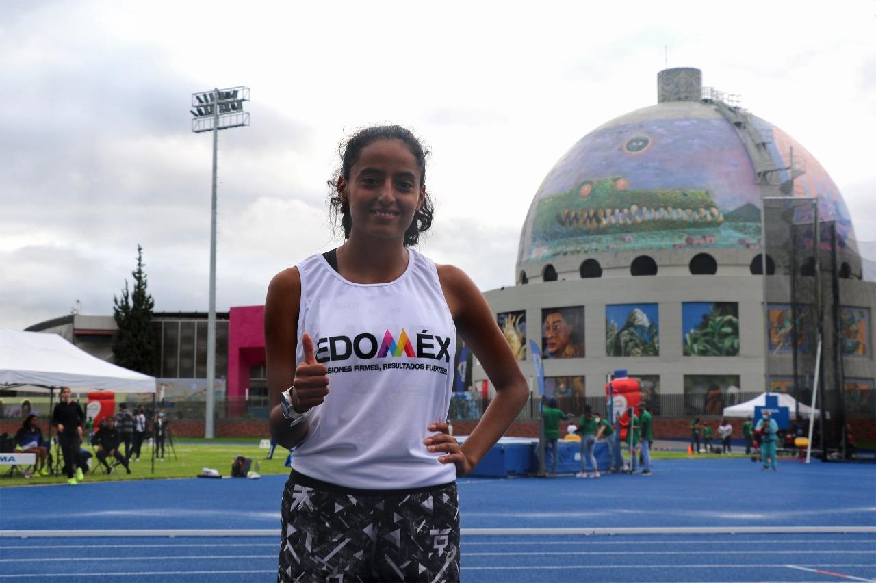 Llega Adriana Valeria Orduño a la justa olímpica de Tokio