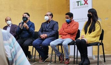 Fonoteca Nacional brindará apoyo a nuevas audiotecas y jadín sonoro en Tlaxcala
