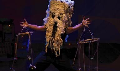 La compañía Belacqua presentará Feroz, una fábula para la infancia, en el Teatro Orientación