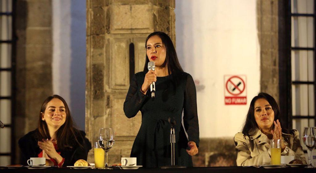 Con unidad, de la alianza PRI, PAN y PRD, saldrá para 2024, el presidente de la República y el jefe de gobierno de la CDMX: Sandra Cuevas