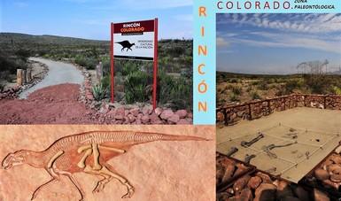 La zona paleontológica de Rincón Colorado, en Coahuila, reabre al público este 5 de agosto
