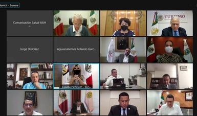 Salud presenta a autoridades estatales Guía clínica para el tratamiento de COVID-19 en México