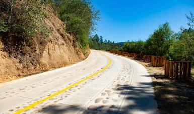Sumará SCT 551.6 kilómetros de caminos que conectarán a Cabeceras Municipales en Oaxaca en 2021