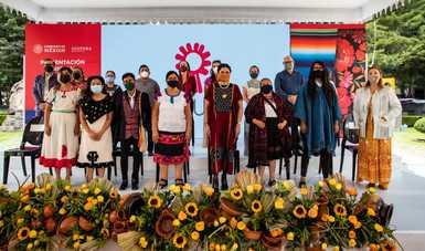 De la mano de las comunidades artesanales, la Secretaría de Cultura presenta Original, estrategia para la defensa de los derechos colectivos