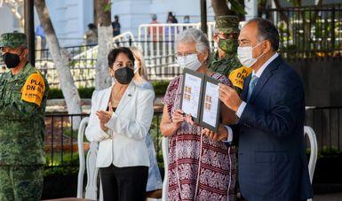 Con ejemplo de Vicente Guerrero, Gobierno de México procura la igualdad del pueblo mexicano: OSC