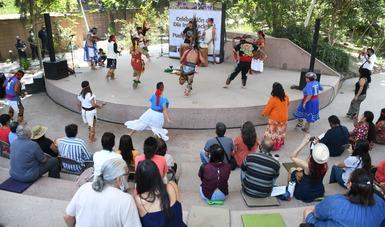 Celebró Cecut a los pueblos nativos de Baja California y los pueblos indígenas que han migrado al estado
