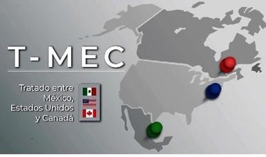 Comprometidos con el correcto funcionamiento del T-MEC, se anuncian acuerdos respecto a petición laboral de empresa de autopartes