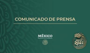 Presidente recibe delegación de alto nivel del gobierno de Estados Unidos