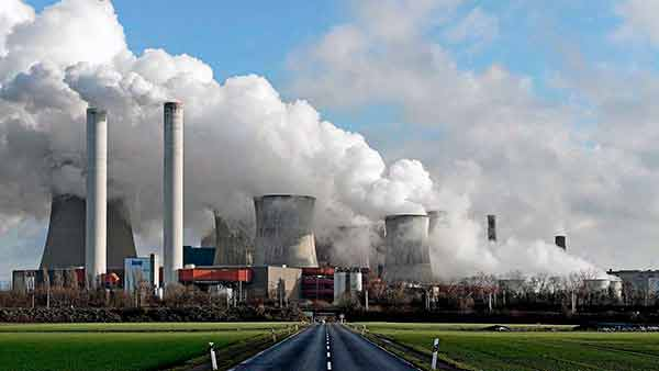 Inadecuada actividad humana propicia cambio climático