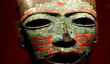A un siglo de su hallazgo, dedican exposición temporal y coloquio a la máscara de Malinaltepec