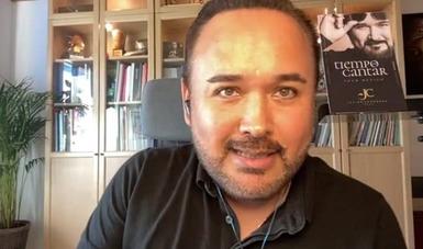 El tenor Javier Camarena regresará al Palacio de Bellas Artes con el recital Tiempo de cantar