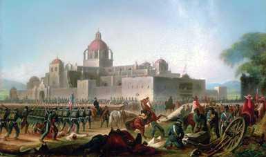 Por segunda ocasión, Museo Nacional de las Intervenciones recordará el aniversario de la Batalla de Churubusco en la red