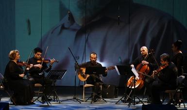 Un ensamble artístico-musical mostró su solidaridad en un concierto ofrecido en el Cecut