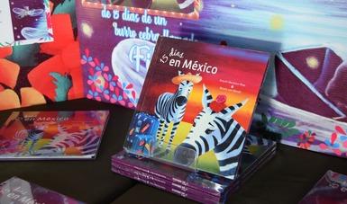 Un libro cuatrilingüe dedicado a la infancia fue presentado en el Cecut