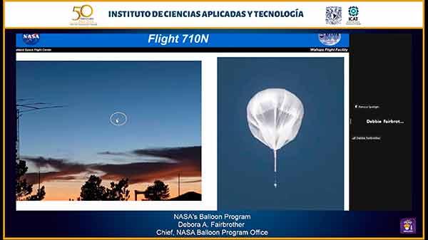 Estudiantes de la UNAM presentarían a la NASA equipos para viajar al espacio