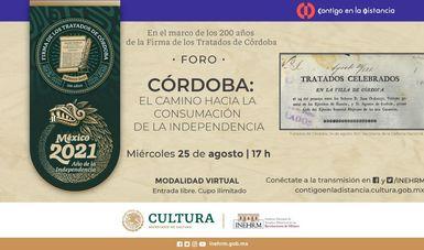 El INEHRM rememora la firma de los Tratados de Córdoba