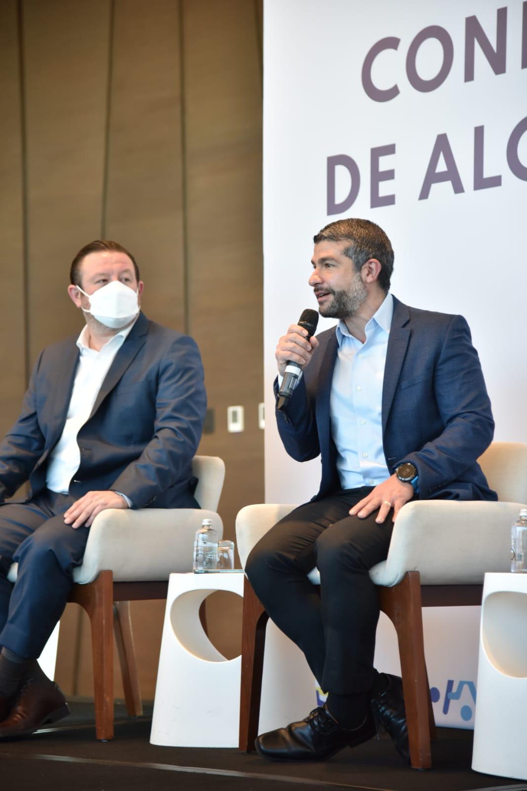 Convoca Tabe a recaudar fondos para atender escuelas públicas en mal estado en Miguel Hidalgo