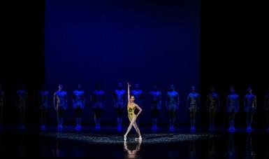 La Compañía Nacional de Danza integra cuatro coreografías a su Programa contemporáneo en el Palacio de Bellas Artes