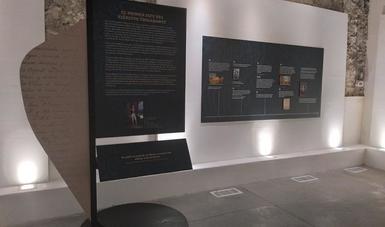 Abre exposición sobre Los Tratados de Córdoba, en la Ex Hacienda de Toxpan