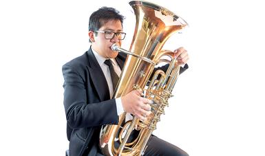 De violines, tubas y percusión serán los cinco nuevos exámenes de titulación de La Chávez