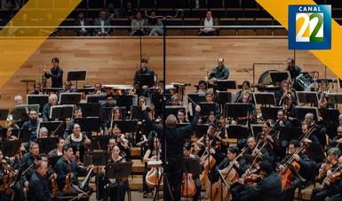 Entre México y Francia:concierto de la OSX con piezas de Zyman y Ravel