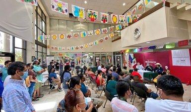 Red Consular de México en Estados Unidos celebra la XIII Semana de Derechos Laborales