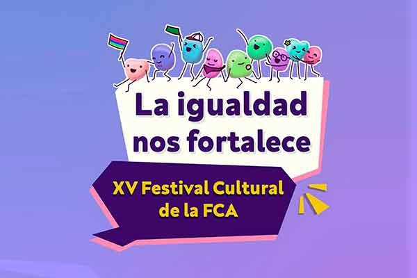 Inició el XV Festival Cultural de la FCA