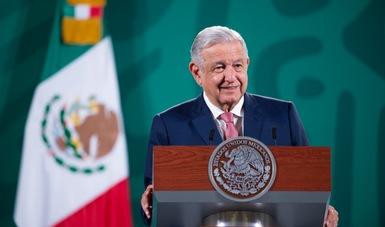 Presidente anuncia relevo en Consejería Jurídica; reconoce desempeño de Julio Scherer en el proceso de transformación