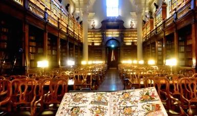 A través de los códices, trazan el intercambio cultural iniciado entre Italia y México hace cinco siglos