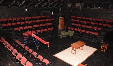 El Teatro El Granero Xavier Rojas, ideal para la experimentación de obras contemporáneas