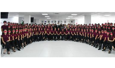 Canciller Marcelo Ebrard inaugura nueva Oficina de Pasaportes ubicada en Puebla