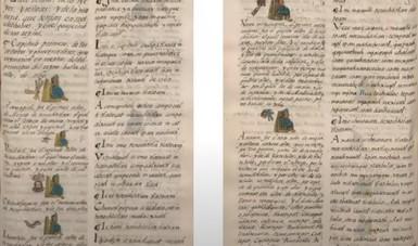 Deshacen los entresijos del Códice Florentino, en el marco del quinto centenario de la toma de Tenochtitlan