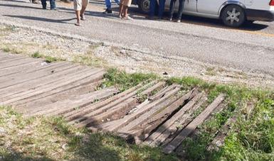 Liberados cuatro agentes federales del INM y siete de la GN retenidos en Frontera Corozal