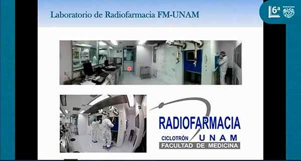 Alcanza las 250 mil personas beneficiadas por la Unidad PET de la UNAM