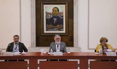 Refuerzan cooperación internacional comisión presidencial en torno al caso Ayotzinapa y la CIDH