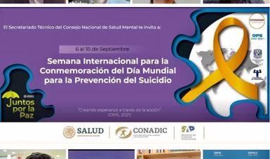 Secretaría de Salud amplía acceso a servicios especializados para prevenir el suicidio