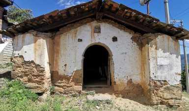 Restauran INAH y FAHHO cinco capillas y ermitas del siglo XIX en el Rincón Zapoteco de Oaxaca